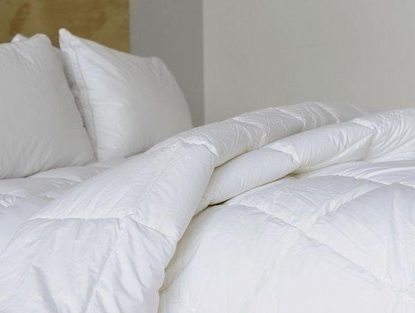 Уютная постель