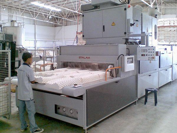 Фабрика по производству изделий из латекса