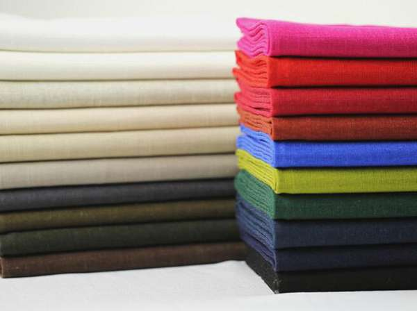 Выпускается несколько разновидностей ткани на основе вискозы