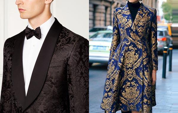 Ткань применяют для пошива верхней одежды