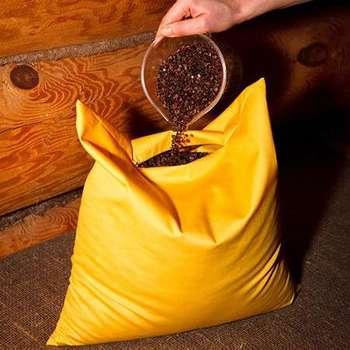 Гречневая подушка
