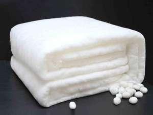 Наполнитель одеял из шелка