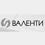 Логотип Группа компаний Валенти
