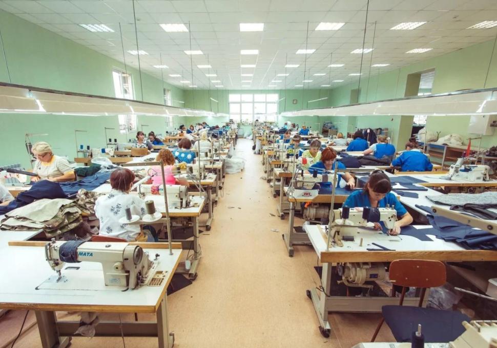 Швейный цех принимает любые заказы вСанкт-Петербурге