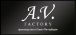 Логотип Кожгалантерейная фабрика A.V. FACTORY