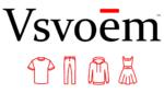 Логотип Швейная фабрика Vsvoem