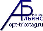 Логотип Швейное предприятие Бизнес Альянс