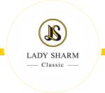 Логотип Модный дом Lady Sharm