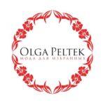 Логотип Одежда Саломея бренд OLGA PELTEK