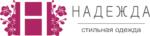 Логотип Швейное предприятие Надежда