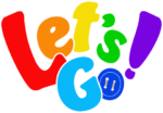 Логотип Детская одежда Let's Go