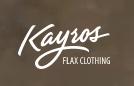 Логотип Производственная компания Kayros