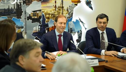 Минпромторг вернётся к решению вопроса об импортозамещении