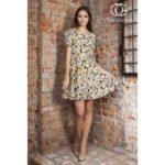 Дизайнерские платья из авторской коллекции TM «Olga Grinyuk»