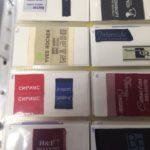 Этикетки Фабрика Печати Салют - каталог 2021