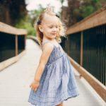 Хлопковые платья для девочек от «GratiaVitae»