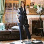 Купить оптом костюм Бренд женской одежды Беллучи