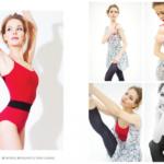 Профессиональная одежда для балерин