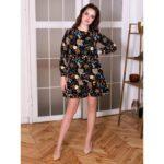 Купить оптом платье Производитель трикотажа TD VALERIYA