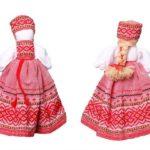 Куклы-обереги ручной работы