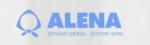 Логотип Фабрика детской одежды Алена