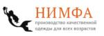 Логотип Швейное предприятие Нимфа